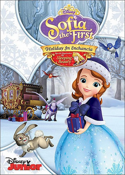 Sofia the First: Holiday in Enchancia (dvd_video) - image 1 of 1