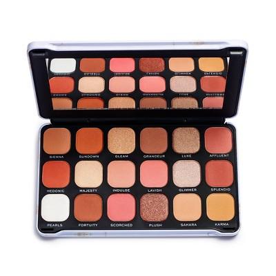 Makeup Revolution Forever Flawless Palette - 0.77oz