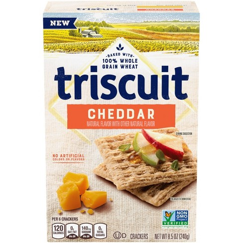Triscuit Cheddar - 8.5oz - image 1 of 4