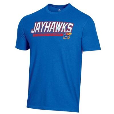 NCAA Kansas Jayhawks Men's Short Sleeve T-Shirt
