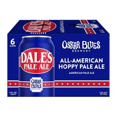 Dales Pale Ale Beer - 6pk/12 fl oz Cans