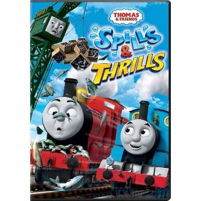 Thomas & Friends: Spills & Thrills (DVD)