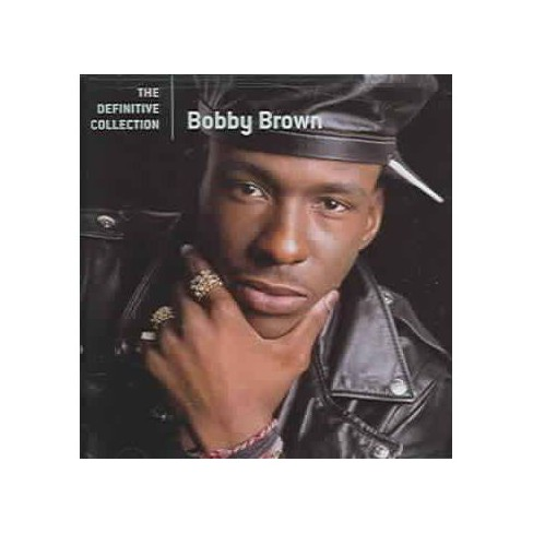 Bobby Brown - Definitive Collection (CD) - image 1 of 1