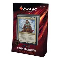 Magic: The Gathering Commander Mystic Intellect Deck