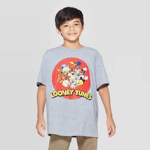 M T-Shirt Looney Tunes