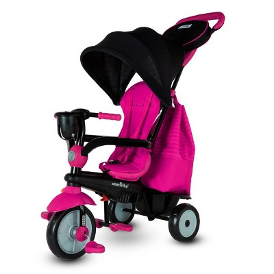 smarTrike Swing DLX Kids' Trike - Pink