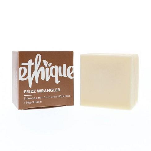 Ethique Eco-Friendly Frizz Wrangler Shampoo Bar For Normal-Dry Hair - 3.88oz - image 1 of 4