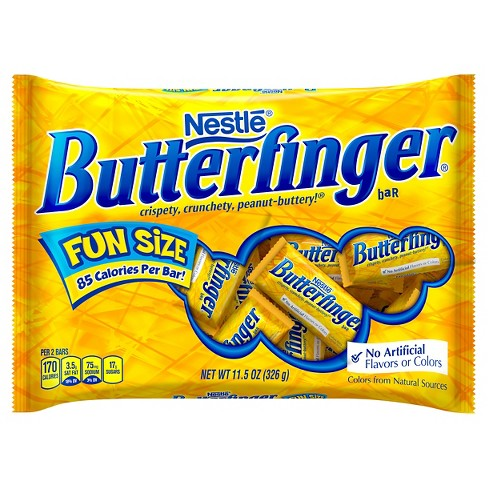 Butterfinger Fun Size Candy Bar - 12.5oz - image 1 of 3