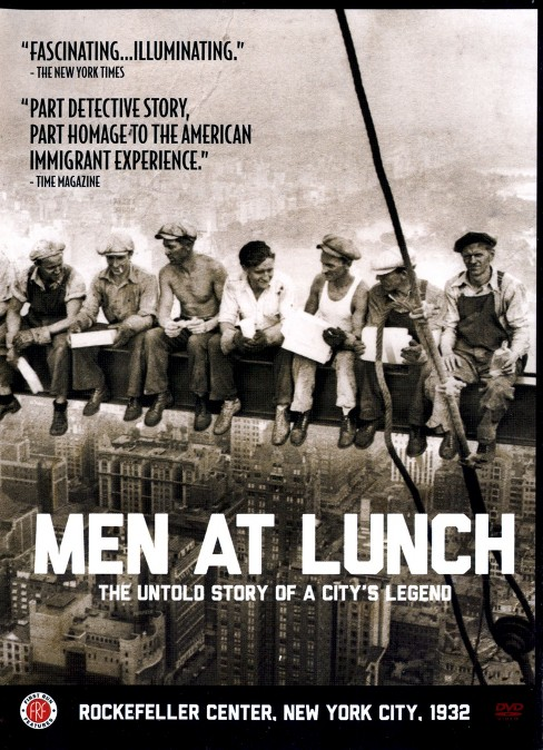 Men at lunch (DVD) - image 1 of 1