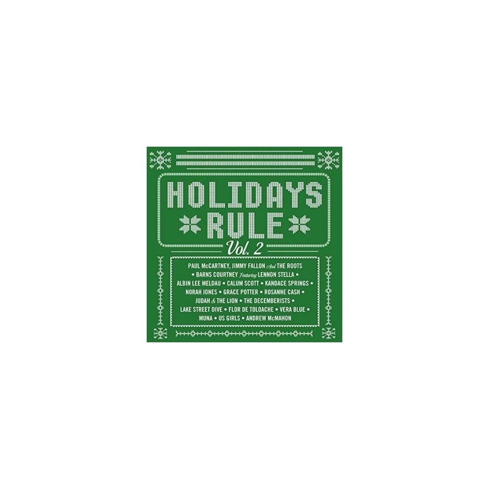 Various - Holidays Rule Volume 2 (Vinyl)