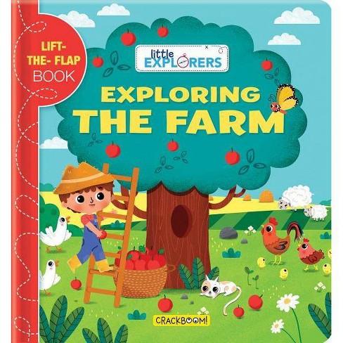 Little Explorers: Exploring the Farm - (Board_book) - image 1 of 1