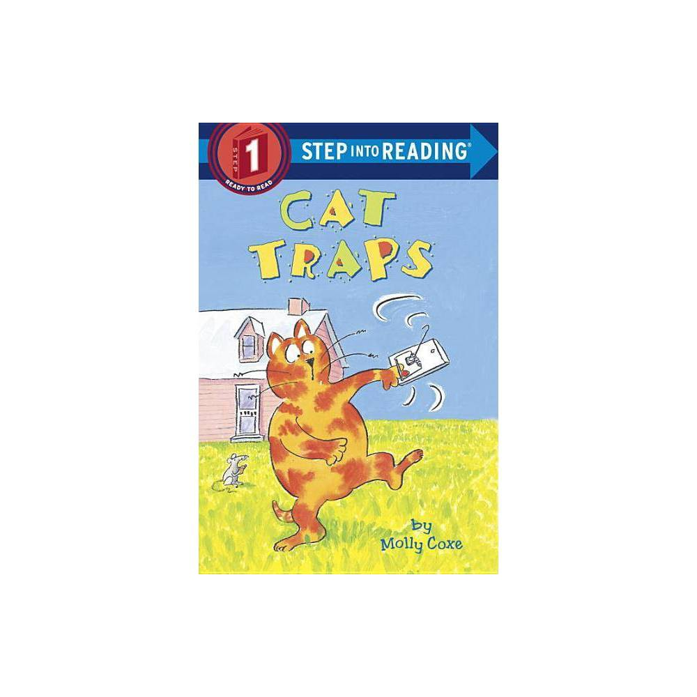 Cat Traps Step Into Reading By Molly Coxe Paperback