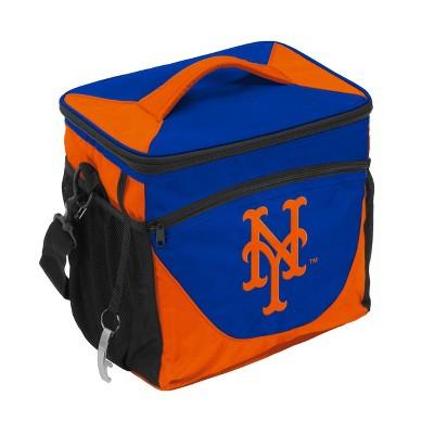 MLB New York Mets Logo Brands 24 Can Cooler - 32qt