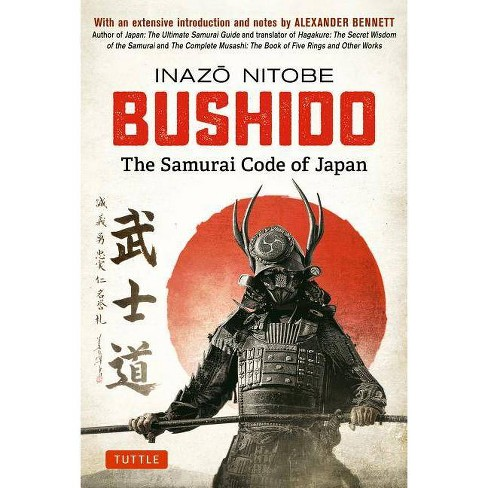 Bushido: The Samurai Code of Japan - by  Inazo Nitobe (Hardcover) - image 1 of 1