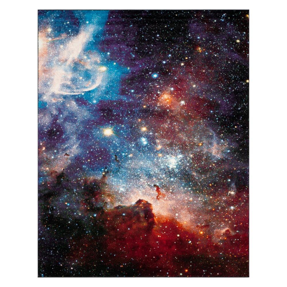 9'X12' Galaxy Loomed Area Rug Purple - Safavieh