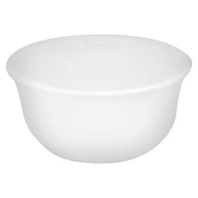 Corelle 11oz Ceramic Soup Bowl Frost White