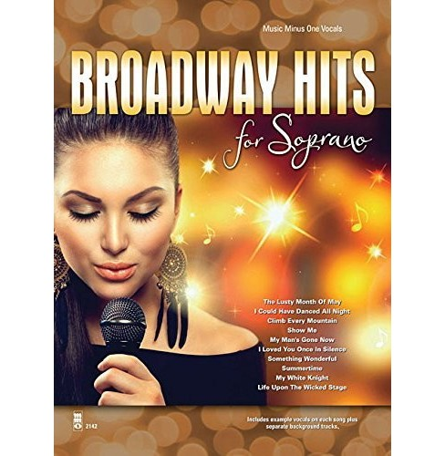 Various - Broadway Hits For Soprano (CD) - image 1 of 1
