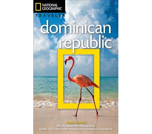 National Geographic Traveler Dominican Republic (Paperback) (Christopher P. Baker) - image 1 of 1