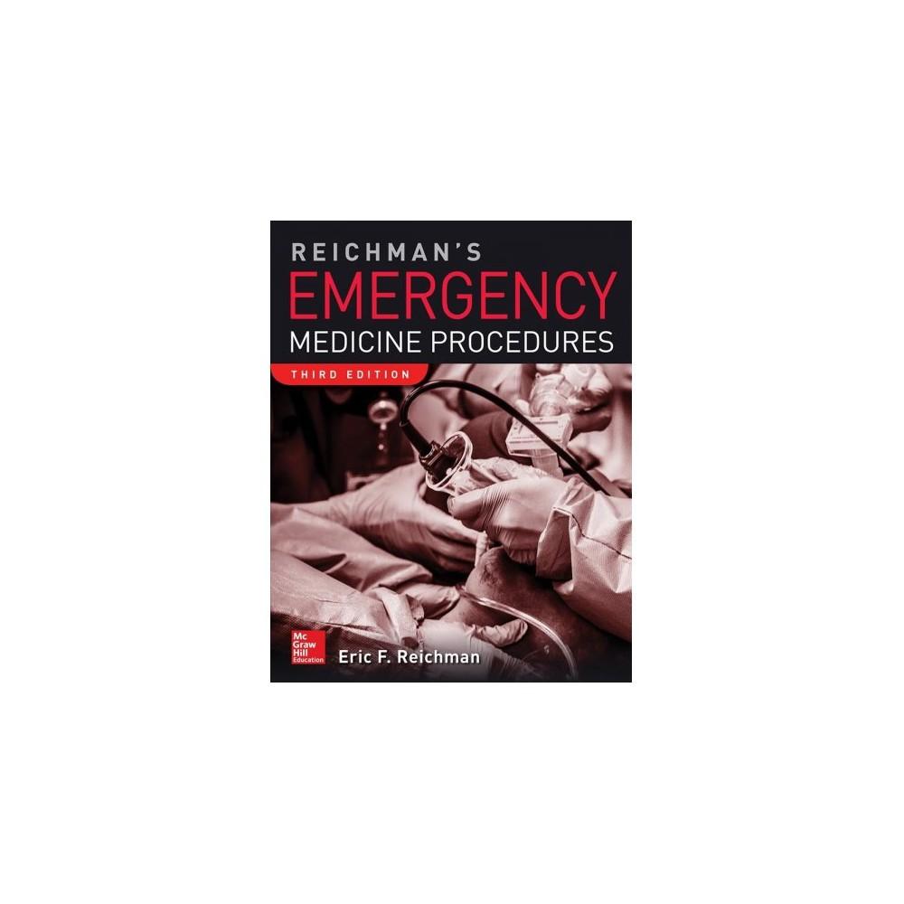 Reichman's Emergency Medicine Procedures - 3 (Hardcover)