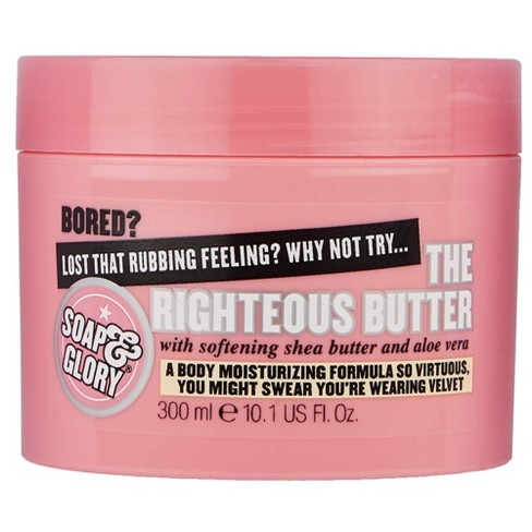 Soap & Glory Original Pink Righteous Butter Body Butter - 10.1 fl oz - image 1 of 4