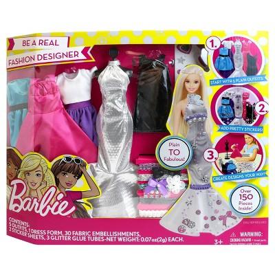 Barbie Be A Fashion Designer Target