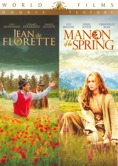Manon of the spring/Jean de florette (DVD) - image 1 of 1