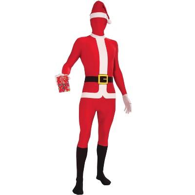 Forum Novelties Santa Claus Skin Suit Adult Costume