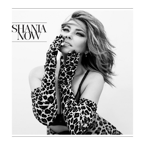 Shania - NOW (Deluxe Version) - image 1 of 1