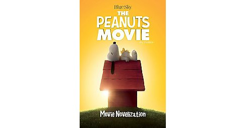 Peanuts Movie Novelization ( Peanuts Movie) (Media Tie-In) (Paperback) by Charles M. Schulz - image 1 of 1