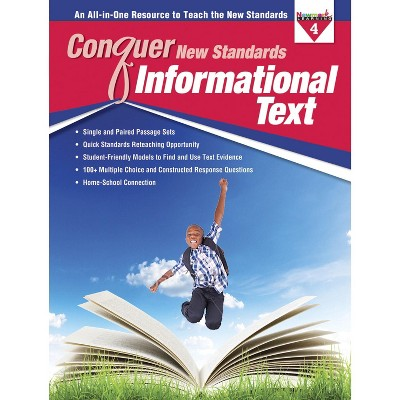 NewMark Learning Conquer New Standards, Informational Text, Grade 4
