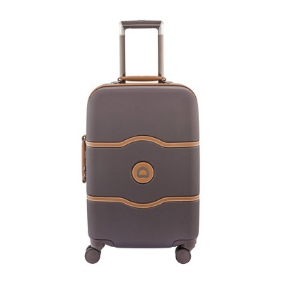 """DELSEY Paris Chatelet Hard 24"""" Carry On Spinner Suitcase"""
