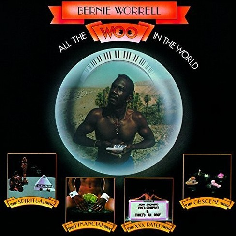 Bernie Worrell - All The Woo In The World (Vinyl) - image 1 of 1