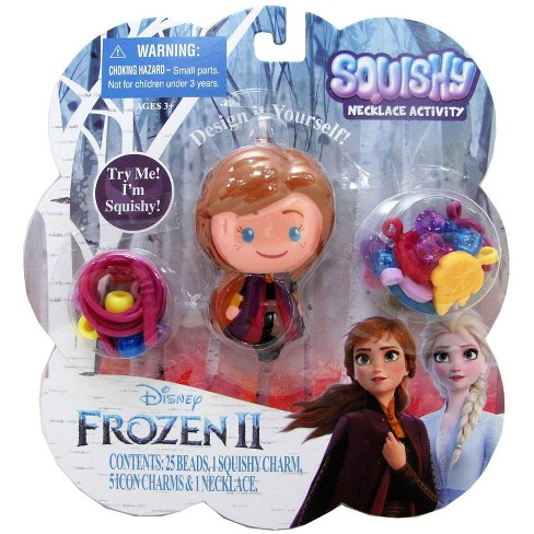 Disney Frozen 2 Anna Squishy Jewelry - image 1 of 3