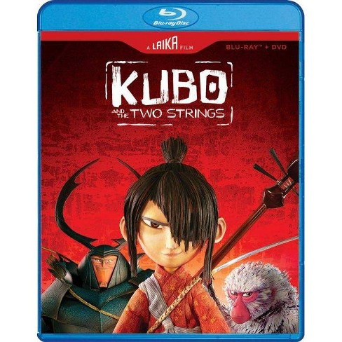 Kubo and the Two Strings (LAIKA Studios Edition)(Blu-ray + DVD + Digital) - image 1 of 1