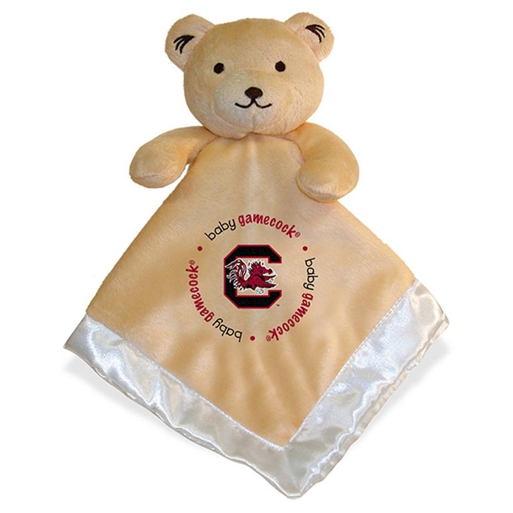 NCAA South Carolina Gamecocks Baby Fanatic Snuggle Bear, Sc Gamecocks