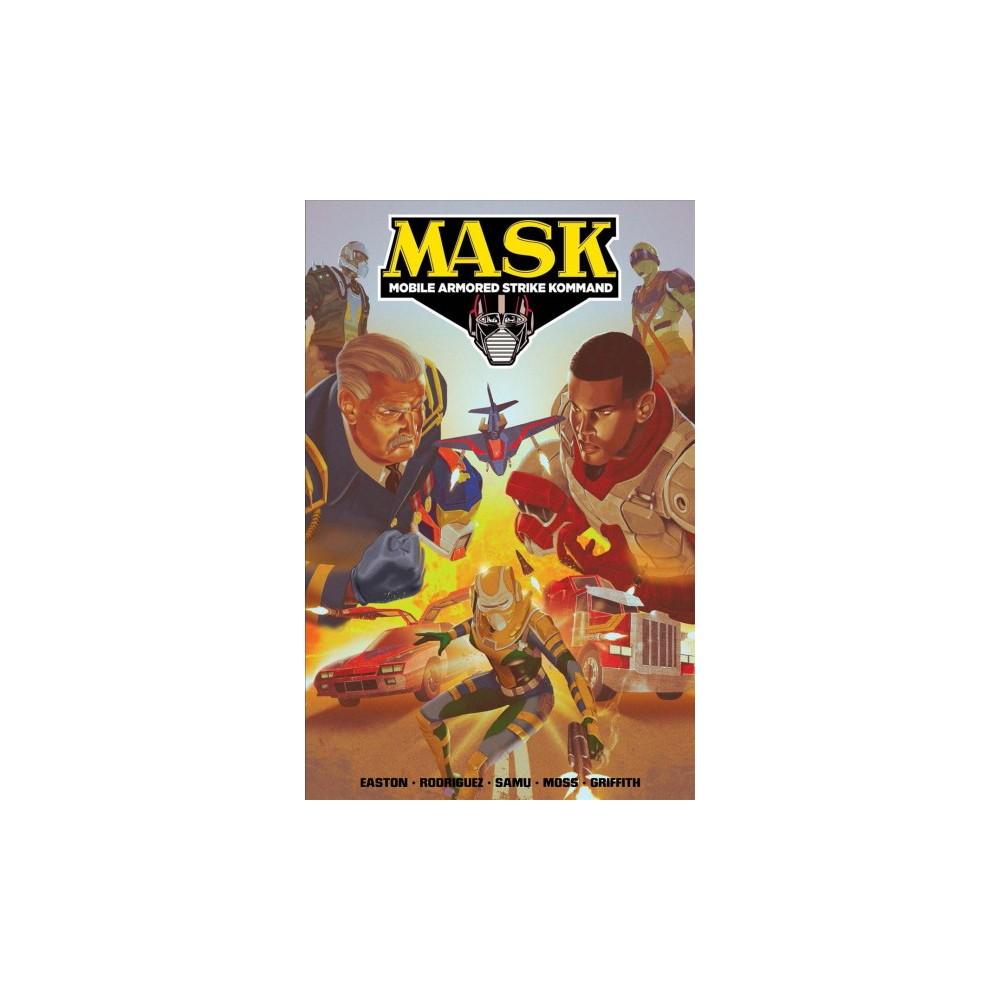 Mask - Mobile Armored Strike Kommand 2 : Rise of V.E.N.O.M. - (Paperback)