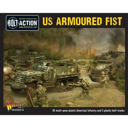 US Armored Fist Miniatures Box Set - image 1 of 1