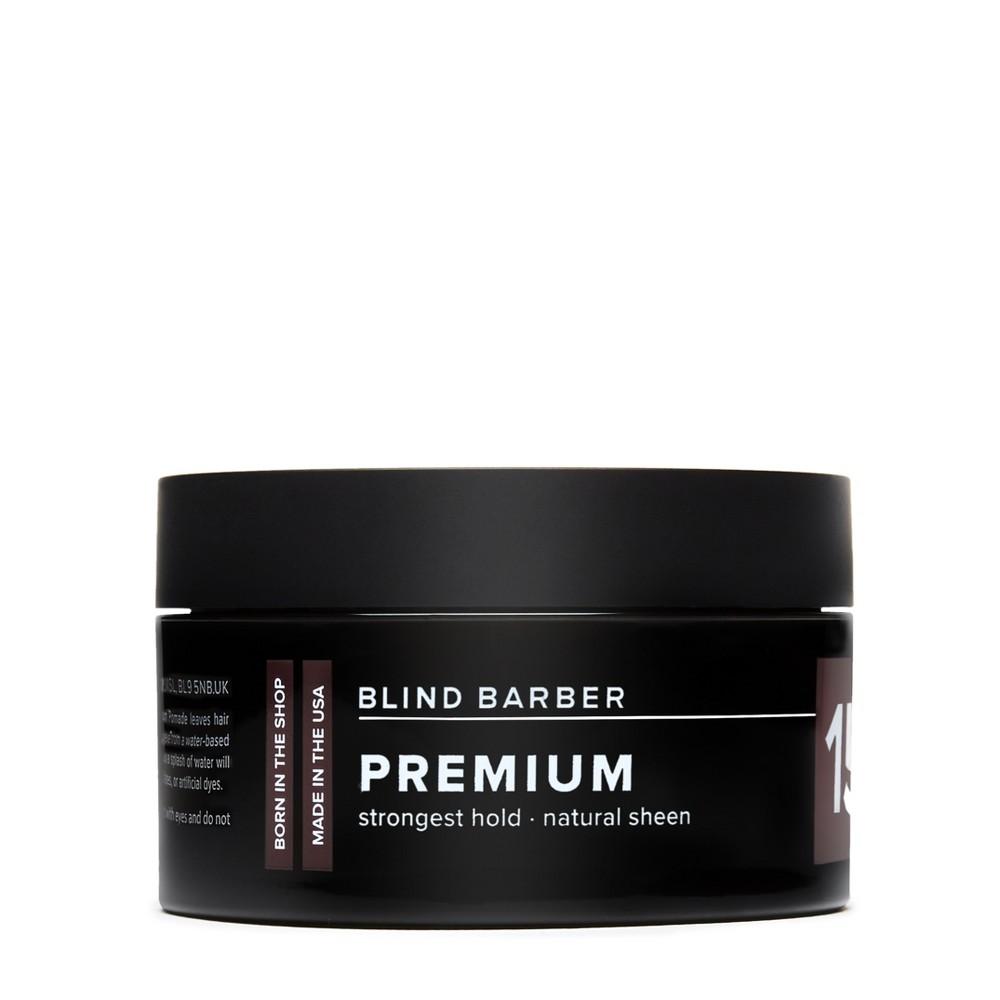 Image of Blind Barber 151 Proof Premium Pomade - Max Hold - High Sheen Finish - 2.5 fl oz
