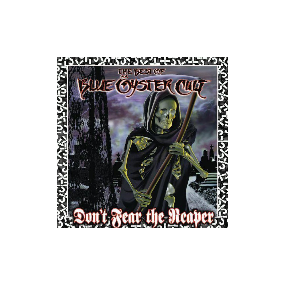 Blue yster Cult - Dont Fear the Reaper: The Best of Blue Oyster Cult (CD) Top