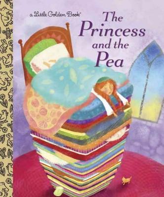 Princess and the Pea (Reprint)(Hardcover)(Hans Christian Andersen)
