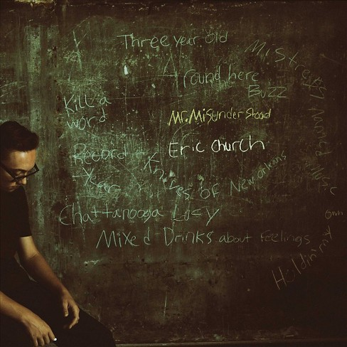 Eric Church - Mr. Misunderstood (Vinyl) - image 1 of 1