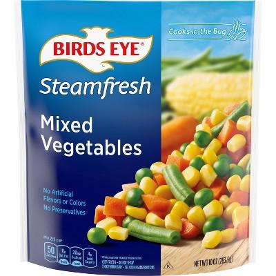 Birds Eye Steamfresh Selects Frozen Mixed Vegetables - 10oz