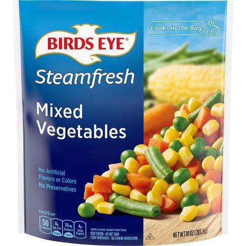 Birds Eye Steamfresh Selects Frozen Mixed Vegetables - 10oz - image 1 of 3