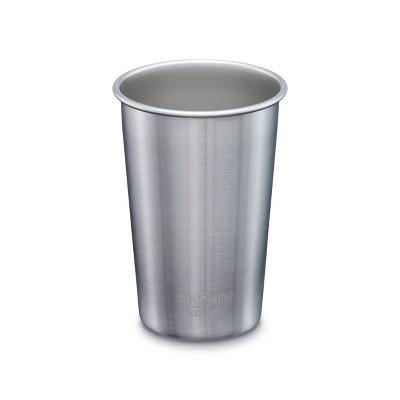 Klean Kanteen 16oz Stainless Steel Pint - Silver