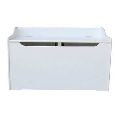 Storage Box White - International Concepts