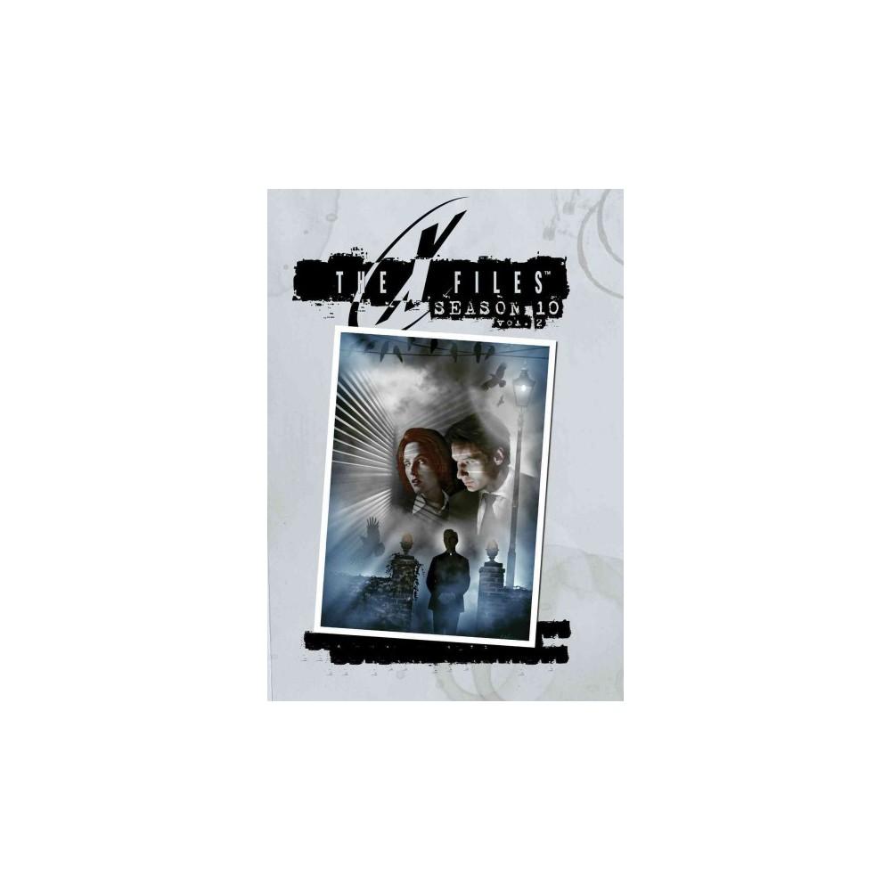 X-Files Complete Season 10 2 (Paperback) (Joe Harris)