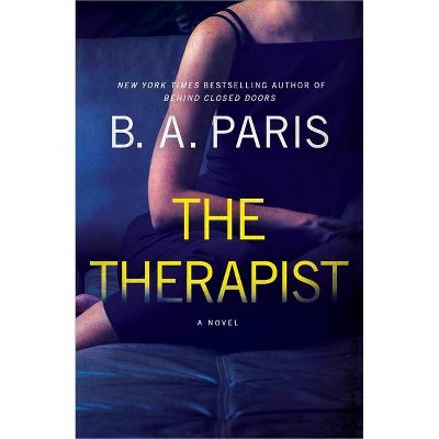 The Therapist - by B A Paris (Hardcover)