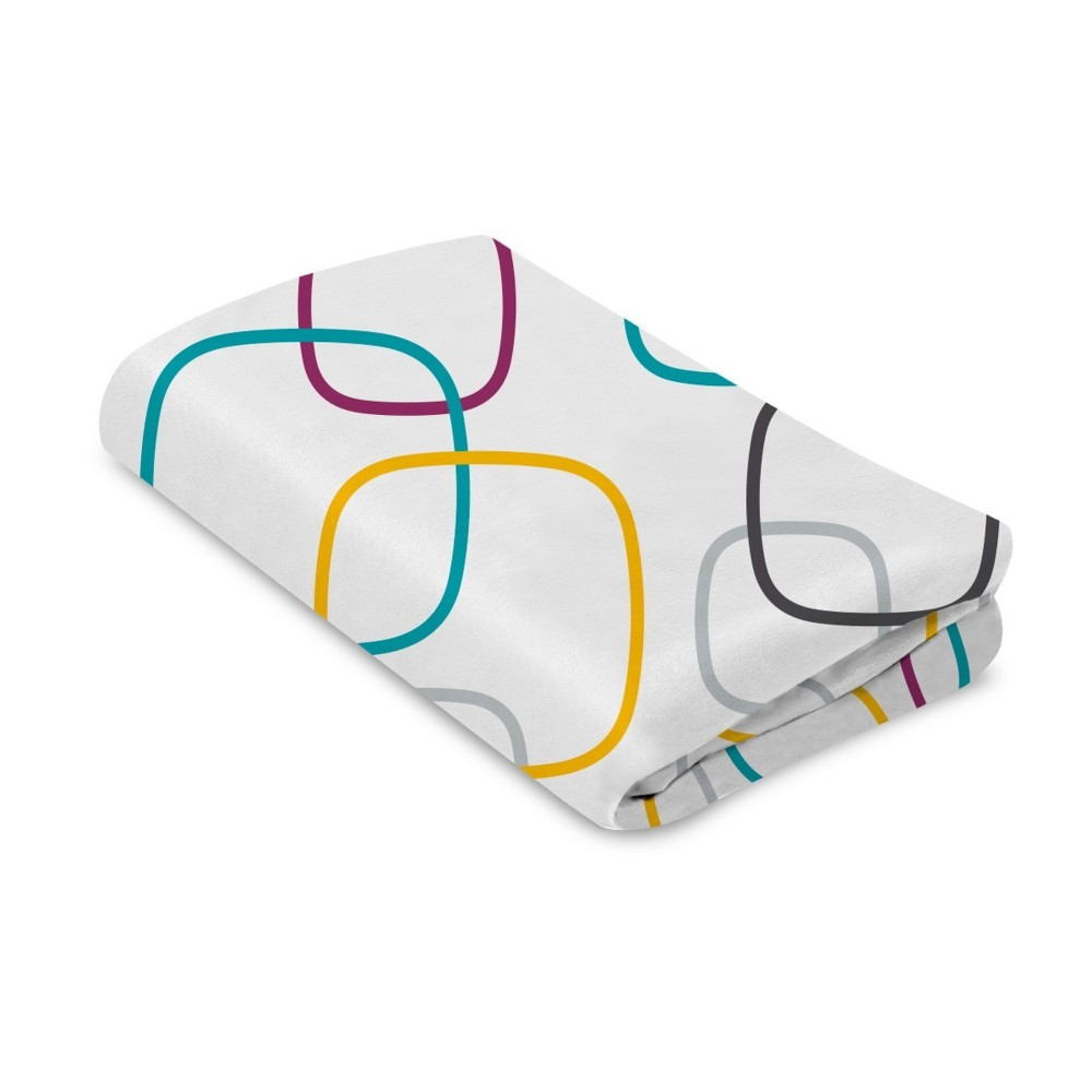 Image of 4moms Breeze Playard -Mattress Sheets, Multi-Colored