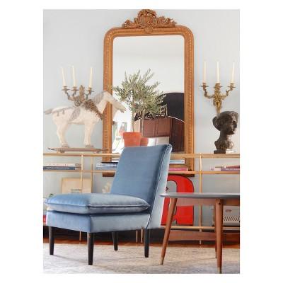 Harper Chair   Blue   Angelo:Home
