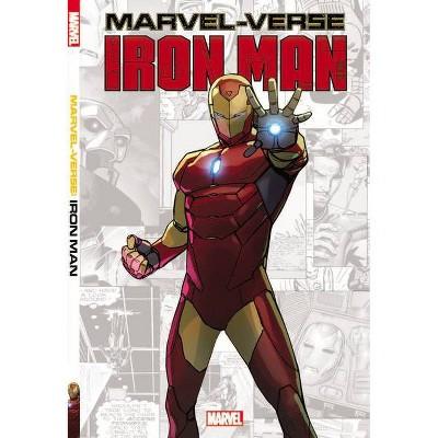 Marvel-Verse: Iron Man - by  Marvel Comics (Paperback)
